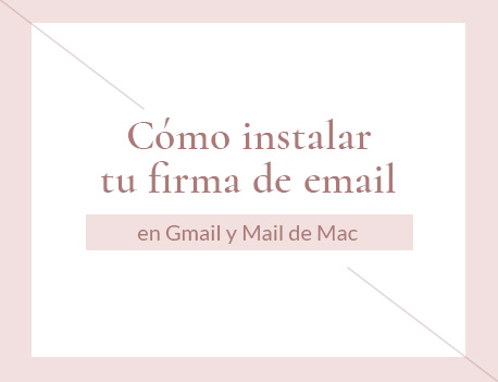 destacada firma de mail 5 Blog